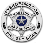 Spy Shop 2000 Houston Texas